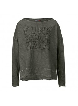 rockgewitter, tricou punk rock love, mar M