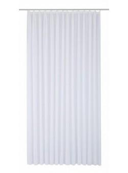 perdea alba transparenta, my home, L 450 / H 145 cm