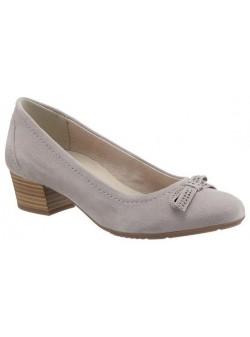Jana , pantofi piele cu Soft Flex , 38,5