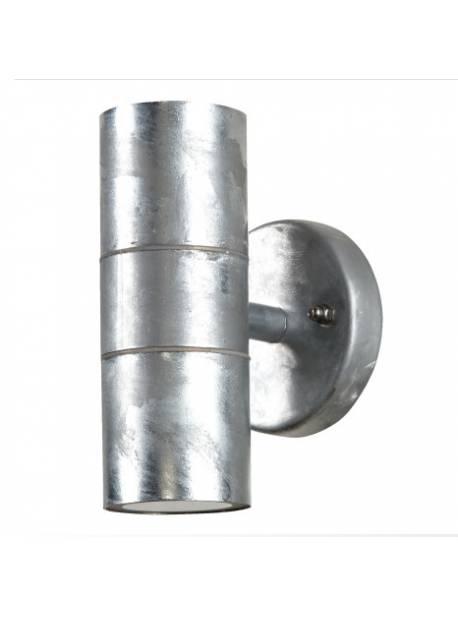 aplica electrica, exterior,zincata , 17x11cm