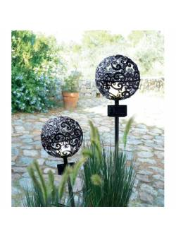 lampa solara, set 2 buc, moon