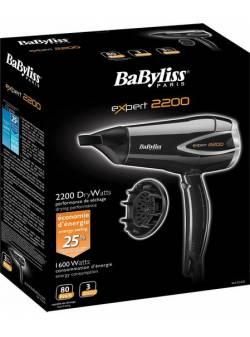 Uscător de păr BaByliss D342E, 2300 W, cu economie de energie