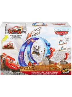 Mattel®, Mașini Disney Xtreme Racing Series Looping Crash
