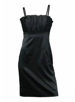 Ashley Brooke by Heine, rochie din tafta neagra