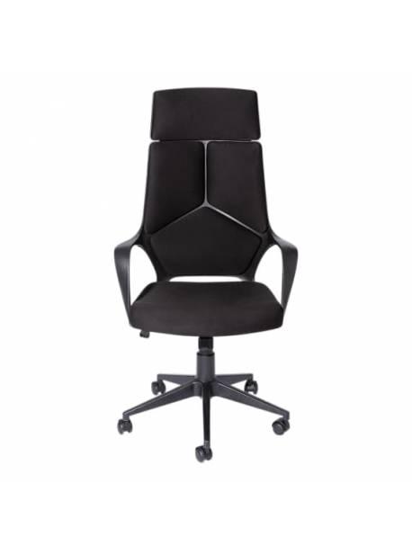 scaun rosu, de birou, reglabil pe înălțime, funcție de balansare