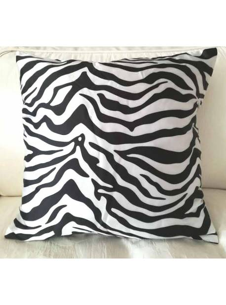 fata de perna zebra , 45x45 cm