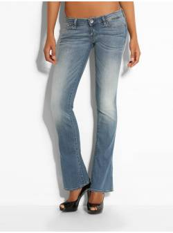 Guess, jeans Collinwood boot ultra low, 30/33