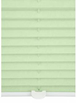 Jaluzea plisata verde crud, Dahra, L80/ H 130cm