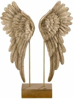 Obiect decorativ BOLTZE Cosmo, aripi de inger