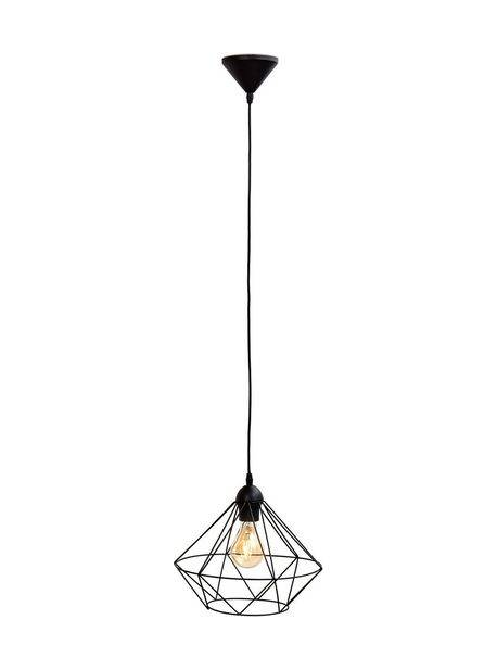 BKLicht lampă suspendată, stil vintage