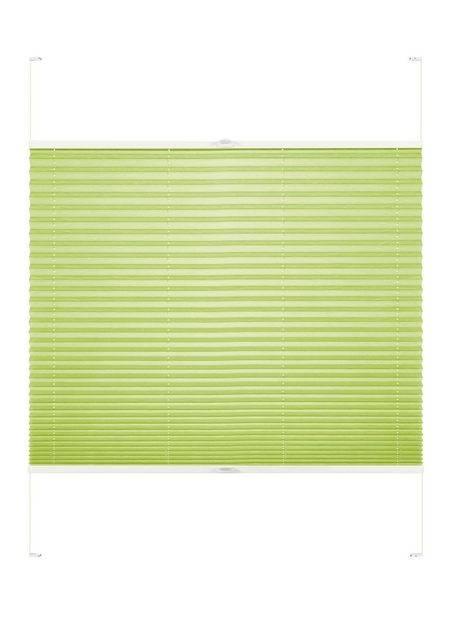 good life, jaluzea plisata verde, L120 x H180cm