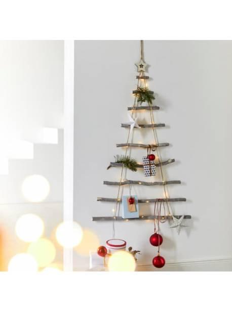 Obiect de perete pom de Crăciun, h 87 cm