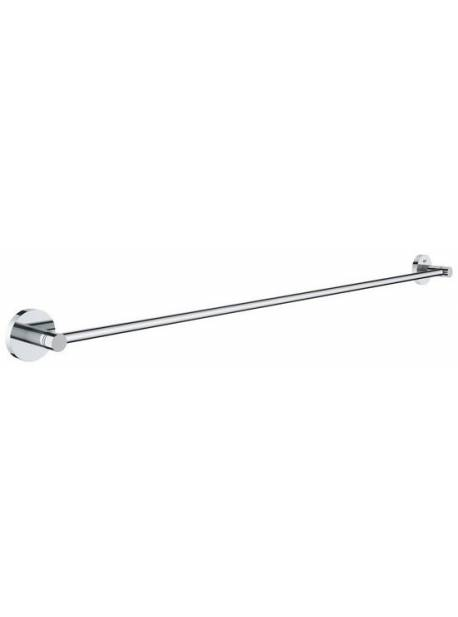 Suport prosoape Grohe Essentials, metal cromat