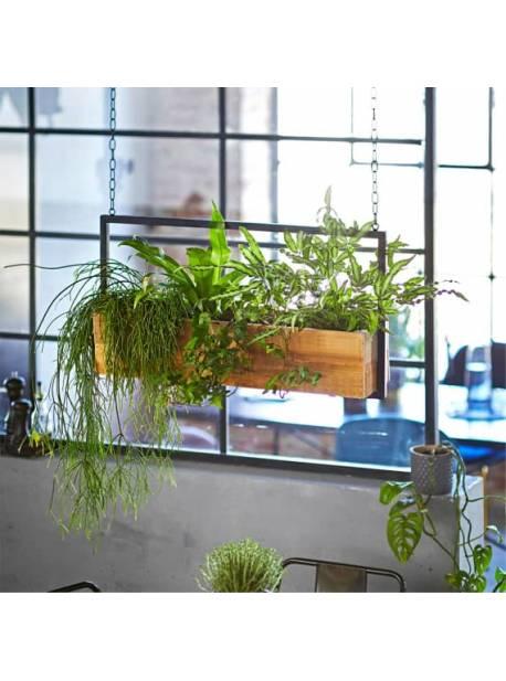 suport suspendat pentru plante