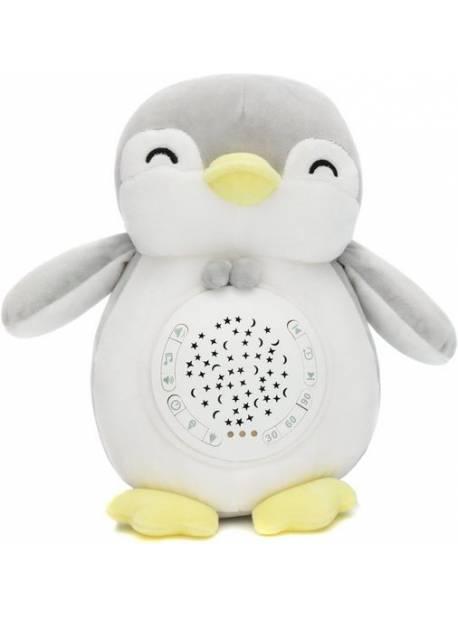 Jucărie pinguin Fillikid, cu lumină și sunet