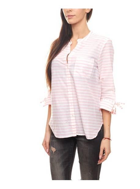 cheer, bluza cu dungi roz, mar 36
