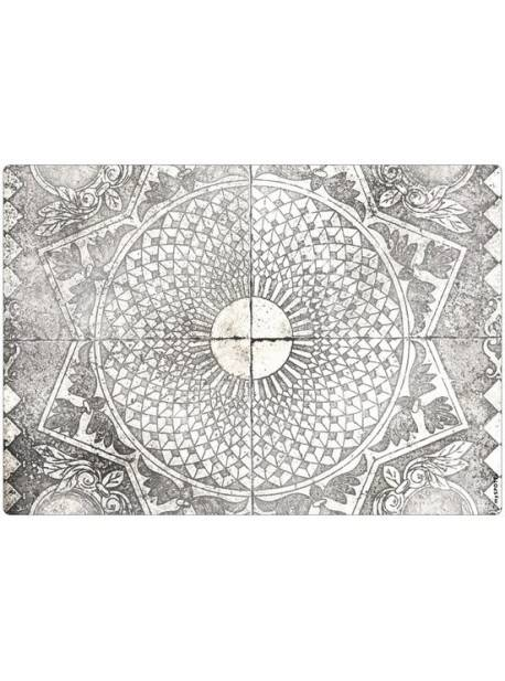 panou mandala antistropi bucatarie, 59x41 cm