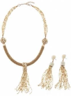 Set de bijuterii LASCANA, colier si cercei