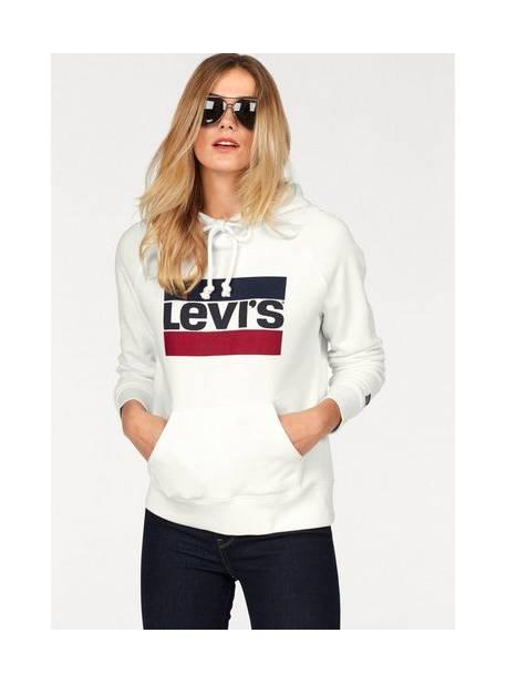 Hanorac cu gluga Levi's®, Graphic Sport Hoodie, mar xs