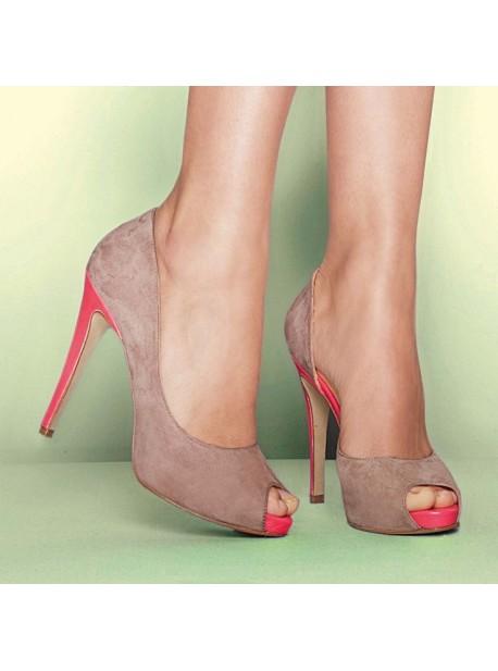 Pantofi decupati Cute Couture