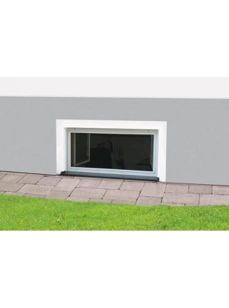 fereastra de protecție împotriva rozătoarelor hecht, 100x60 cm