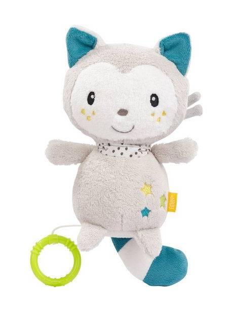 Jucarie muzicală pisica Fehn, Aiko & Yuki