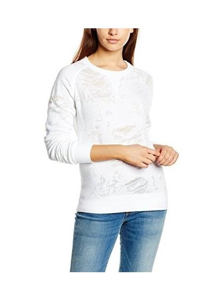 Tricou alb Calvin Klein Jeans