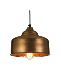 Lampa electrica , lustra retro metalica