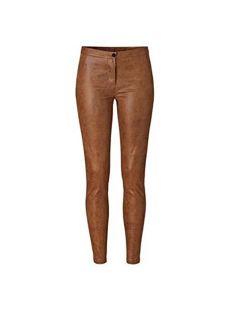 Pantaloni maro Odeon