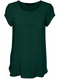Vero Moda, top verde, S