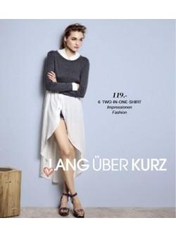Impressionen Fashion, rochie tunica, mar XS