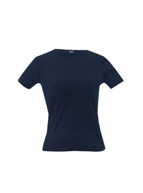 Tricou bumbac bleumarin