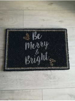 Covor intrare ,,Be Merry & Bright ,,