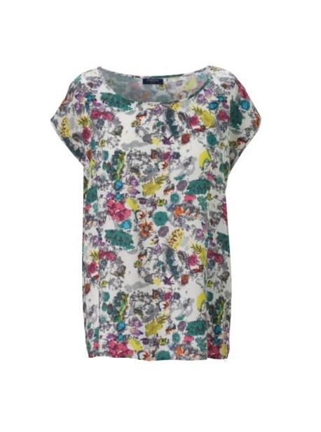 Conleys , bluza cu flori