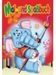 Carticele de colorat si jocuri , 36 buc