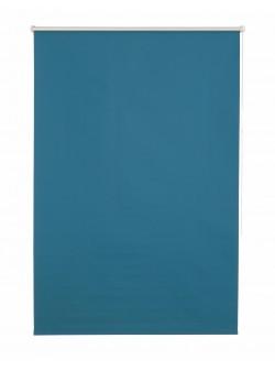 Roleta opaca albastra, L60-H150 cm, themse