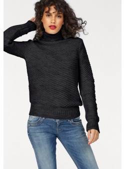 LTB, pulover »LABIXA« cu model tricotat pe diagonală