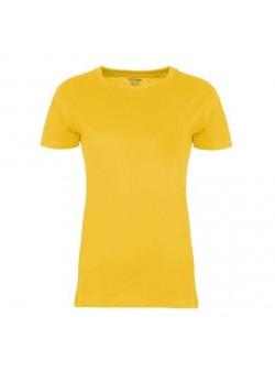 Bodytec, Tricou bumbac, galben, pentru printuri